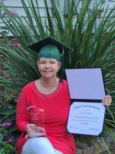 Valedictorian Angie Miller